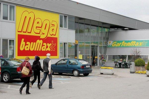 Spoločnosť Baumax na Slovensku prevádzkuje dokopy 15 predajní.