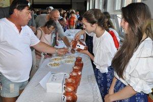 Medzinárodný festival valaskej kultúry.
