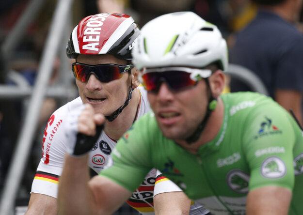 Šprintéri si počas Tour ešte prídu na svoje.