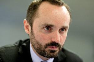Veľvyslanec SR pri NATO Tomáš Valášek.