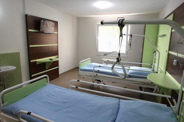 Najviac si pacienti priplácajú za nadštandardné izby.