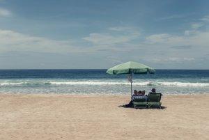 Nuda pláže majú svoju vlastnú spoločenskú etiketu.