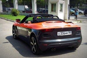 Krym Roadster