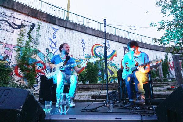 Hudobníci z kapely GDR  zaujali Žilinčanov už v minulom roku.