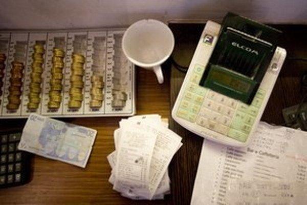 Na registráciu do lotérie bude treba vyplniť dátum nákupu, číslo bloku a kód kasy (pozri ilustráciu v článku).