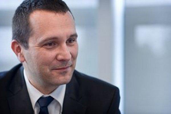 Šéf NDS Milan Gajdoš.