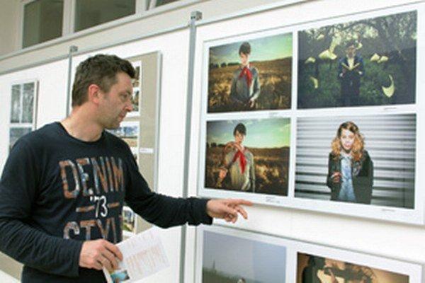 Peter Cagáň bol členom poroty, ktorá hodnotila fotografie.