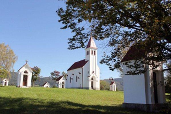 Kalváriu vyhlásili za národnú kultúrnu pamiatku.