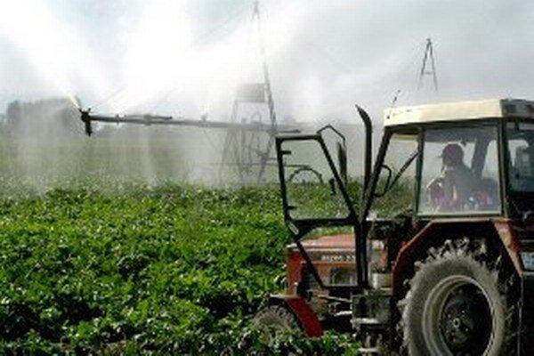 zavlažovanie je pre pestovateľov dôležité. ovplyvňuje úrodu.