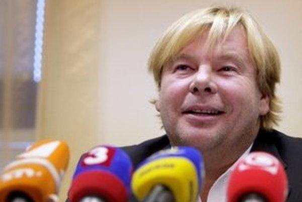 Šéf TA3 Michal Gučík.