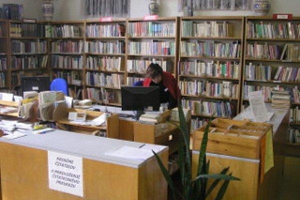 Handlová na modernizáciu knižnice získala cez milión eur.