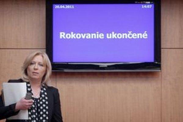 Podľa prognóz niektorých analytikov už vláda Ivety Radičovej nadsluhuje.