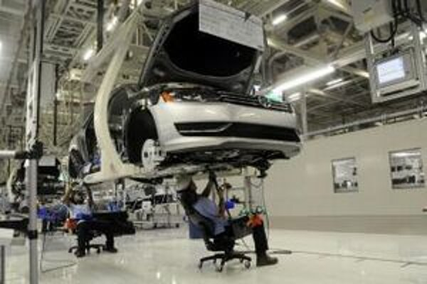 Volkswagen je na Slovensku už 20 rokov.