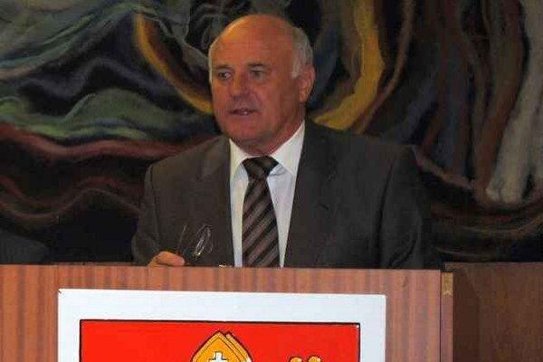 Valent Jaržembovský. Za jeho éry sa futbalu darilo, dnes vidí financovanie mesta reálne.