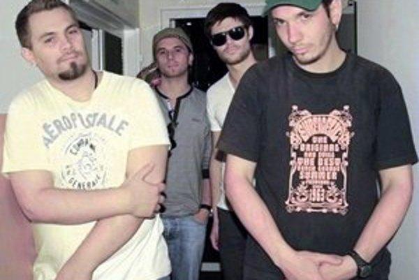 P-Free Band. Kapela postúpila do užšieho výberu prestížnej súťaže.