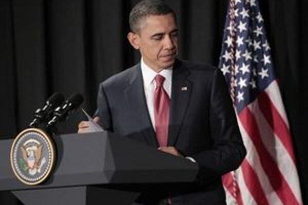 Americký prezident Barack Obama chce skrotiť stúpajúci deficit krajiny.
