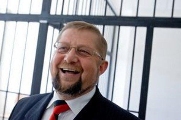 Predseda Najvyššieho súdu Štefan Harabin.