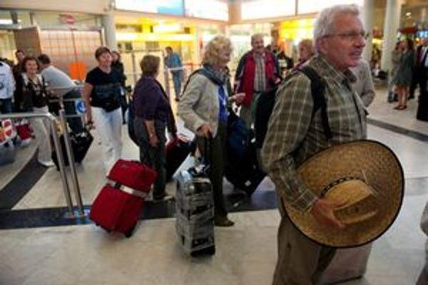 Ceny lietania na dovolenky sa môžu ešte zvýšiť.