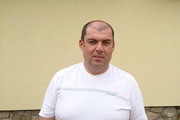 Ján Solecký. Pre terajšieho predsedu plavnického klubu má futbal veľký význam.