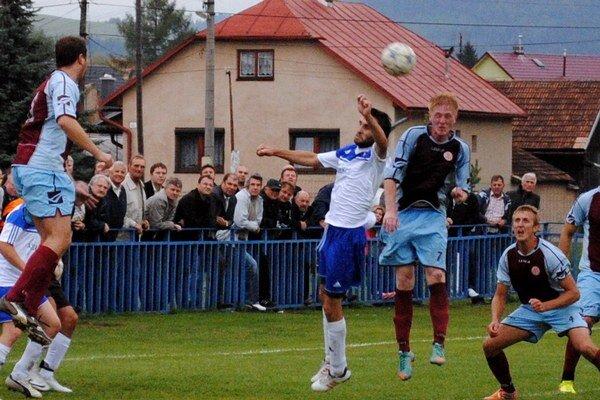 Ďalšie víťazstvo. Plavnica bodovala proti Spišskému Podhradiu naplno už v piatom zápase za sebou.