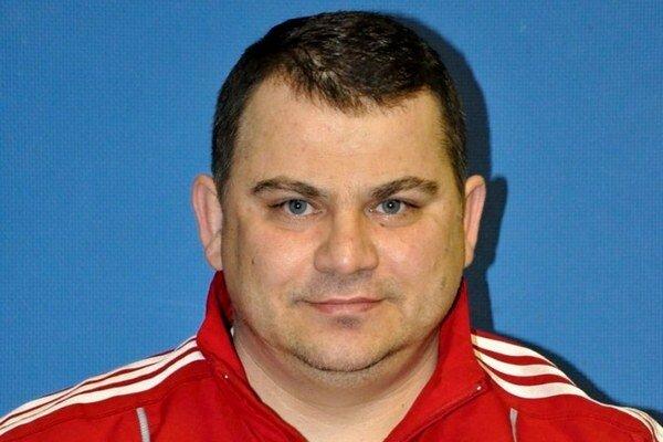 František Vorobeľ. Tréner ŠKM má za sebou bohaté úspechy  svojich zverencov.