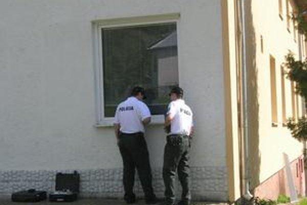 Krádeže. Vyšetrovali ich policajti z obvodných oddelení v Podolínci a Starej Ľubovni.