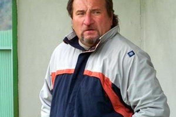 Plavnický kouč Ján Servický zažíval v jesennej časti časté sklamania.