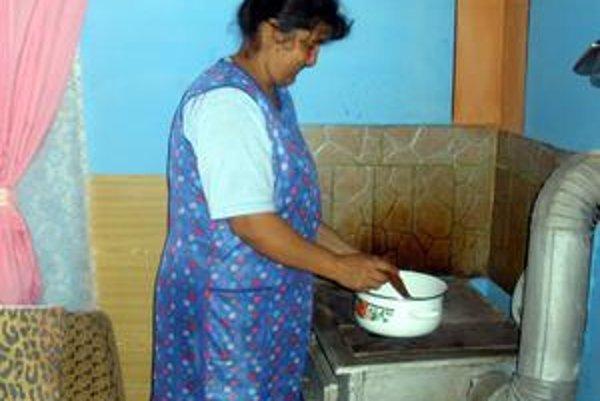 Hospodárenie. V rómskych rodinách je častým problémom. Prednáška tak iste mala svoje opodstatnenie.