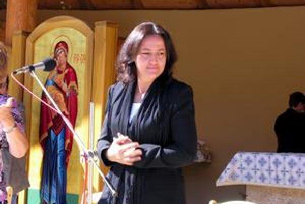 Vizionárka. Myrna Nazzour prišla do Litmanovej opäť po roku.