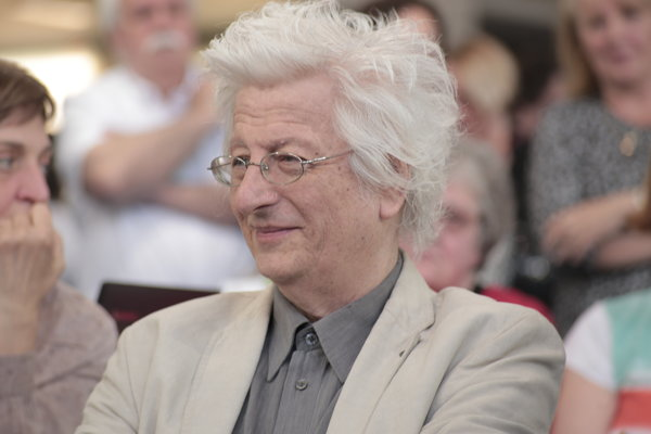 Péter Esterházy (14. 4. 1950 – 14. 7. 2016)