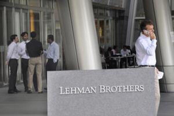 Lehman Brothers spustil v roku 2008 lavínu finančnej krízy.