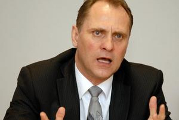 Minister pôdohospodárstva Vladimír Chovan.