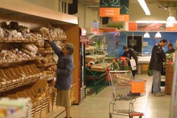 Nezabalené pekárenské výrobky by mali obchodníci predávať formou pultového predaja.