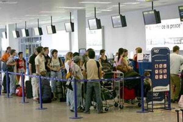 Po páde SkyEurope a po ukončení činnosti  dominantného chartrového prepravcu Seagle Air poletí tento rok väčšina dovolenkárov s firmou Travel Service.