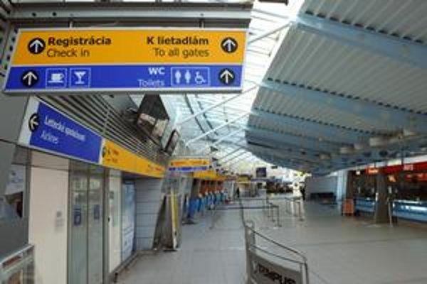 Cestujúci, ktorí budú chcieť letieť z Košíc do Bratislavy, si priplatia.