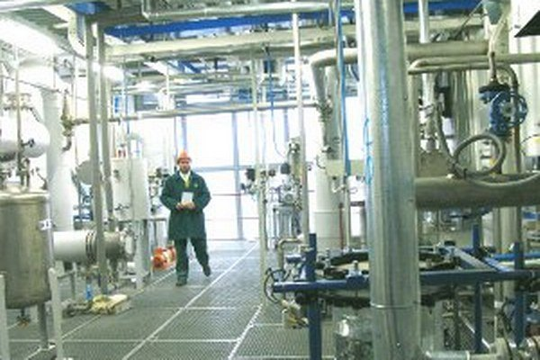 Chemická firma z Novák musí za kartelovú dohodu zaplatiť pokutu.