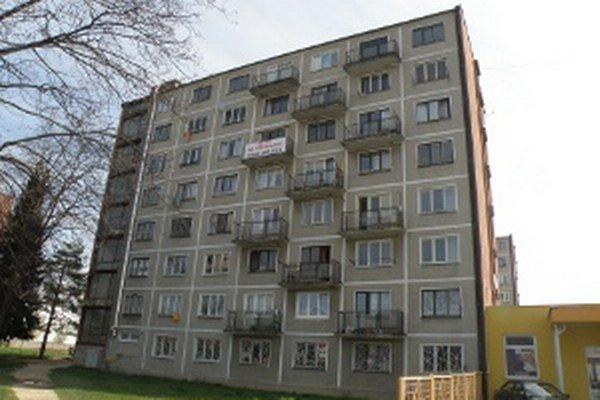 Jeden bytový dom už mesto predalo, na ďalší je vyhlásená súťaž.