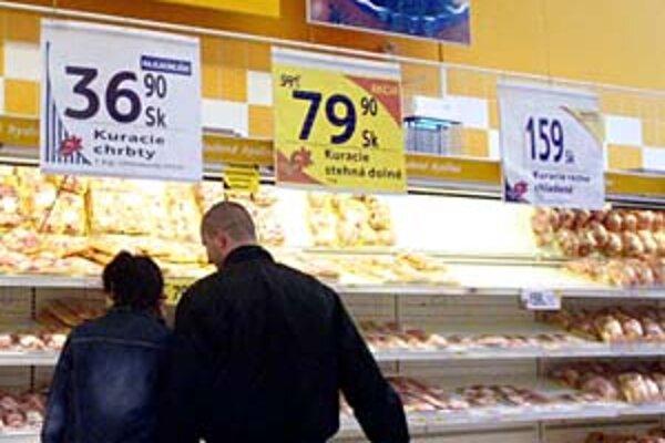 Návrh zákona, ktorým vláda sleduje znižovanie cien potravín,
