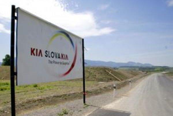 Štátna pomoc pre spoločnosť Kia bude smerovať na investičné výdavky.