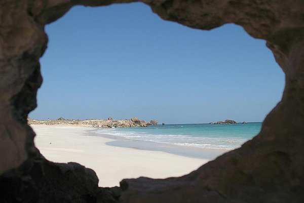 Salalah ponúka okrem pláží s bielym pieskom množstvo turisticky zaujímavých miest.