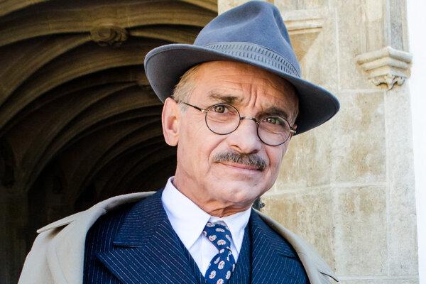 Oldřich Kaiser príde do Prievidze aj s Jiřím Lábusom.