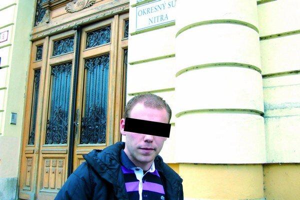 Obžalovaný Ľubomír M.
