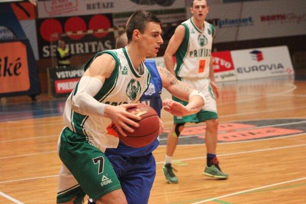Na snímke Igor Marić.