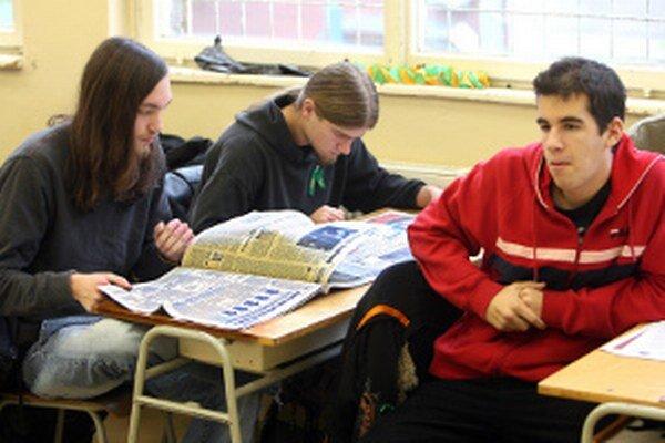 V budúcom školskom roku otvoria stredné školy v okrese Prievidza 43 prváckych tried.