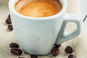 Kávu –  ráno bez nej si ani neviem predstaviť.