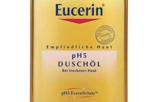 Relipidačný sprchový olej pH5 pre šetrné čistenie citlivej pokožky, Eucerin, 7,24 €