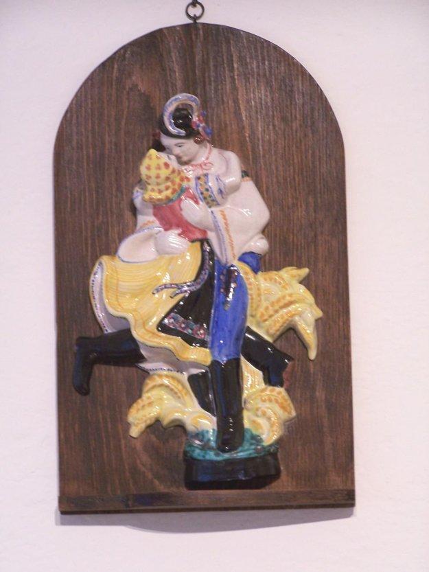 Jeden zo vzácnych kúskoch zbierky V. Bullu.