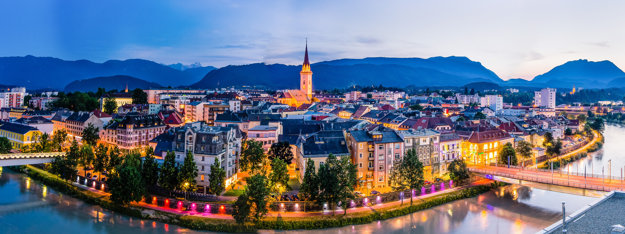 Mesto Villach