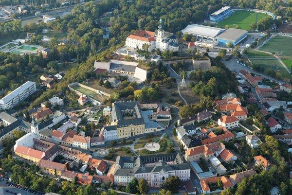 Najviac navštevovanou atrakciou mesta je Nitriansky hrad.