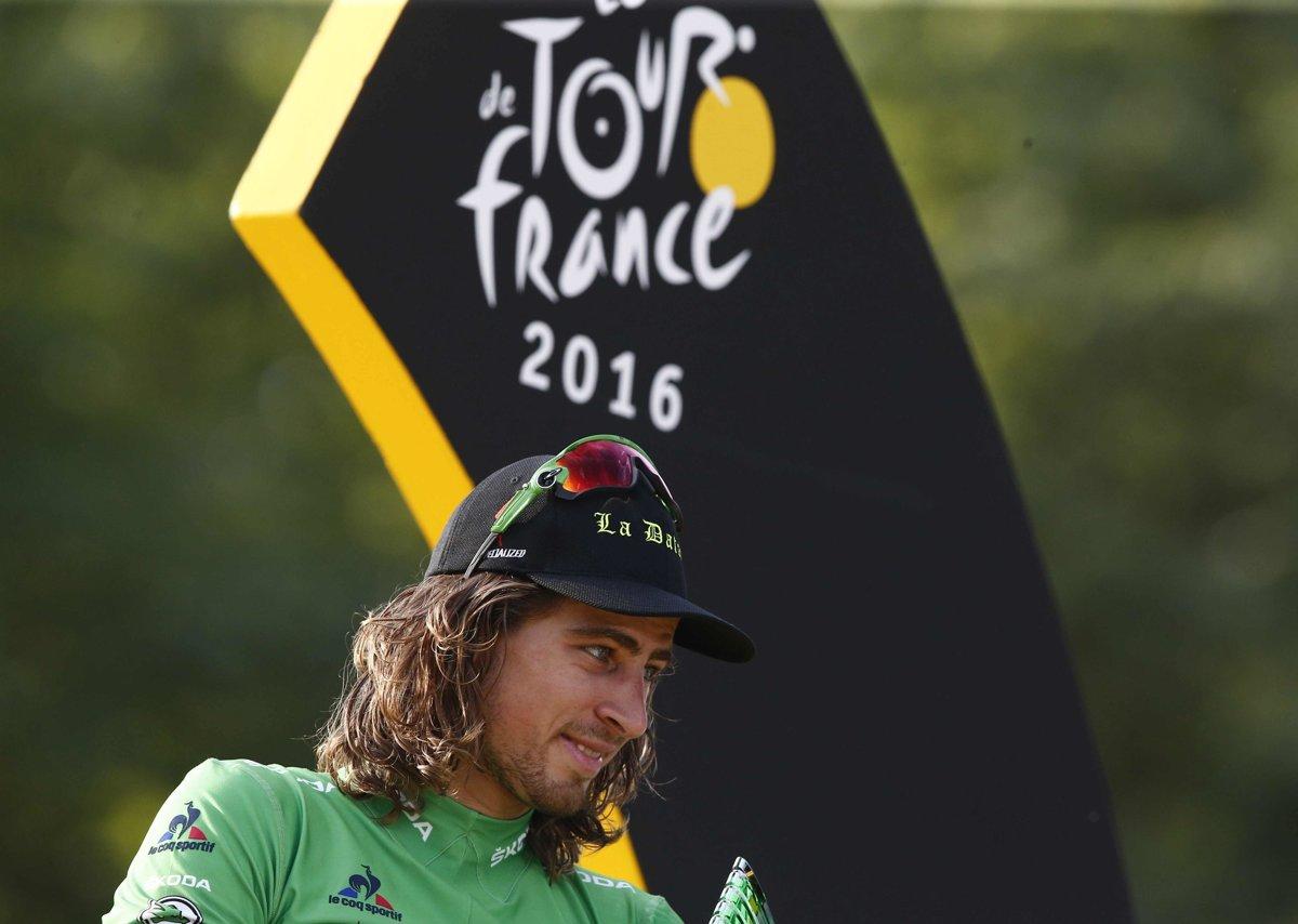 41d47487c Peter Sagan získal na Tour de France päť zelených dresov. Žltý dres zatiaľ  reálny nie